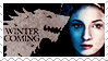 Sansa Stark stamp by psyxi0