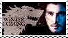 Jon Snow stamp by psyxi0