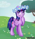 Spring Twilight Sparkle