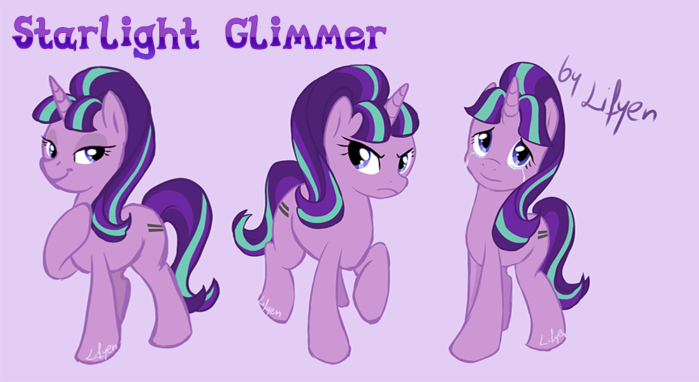 Starlight Glimmer by Lifyen