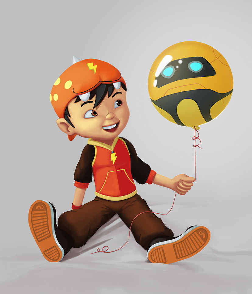 Boboiboy by Laughe
