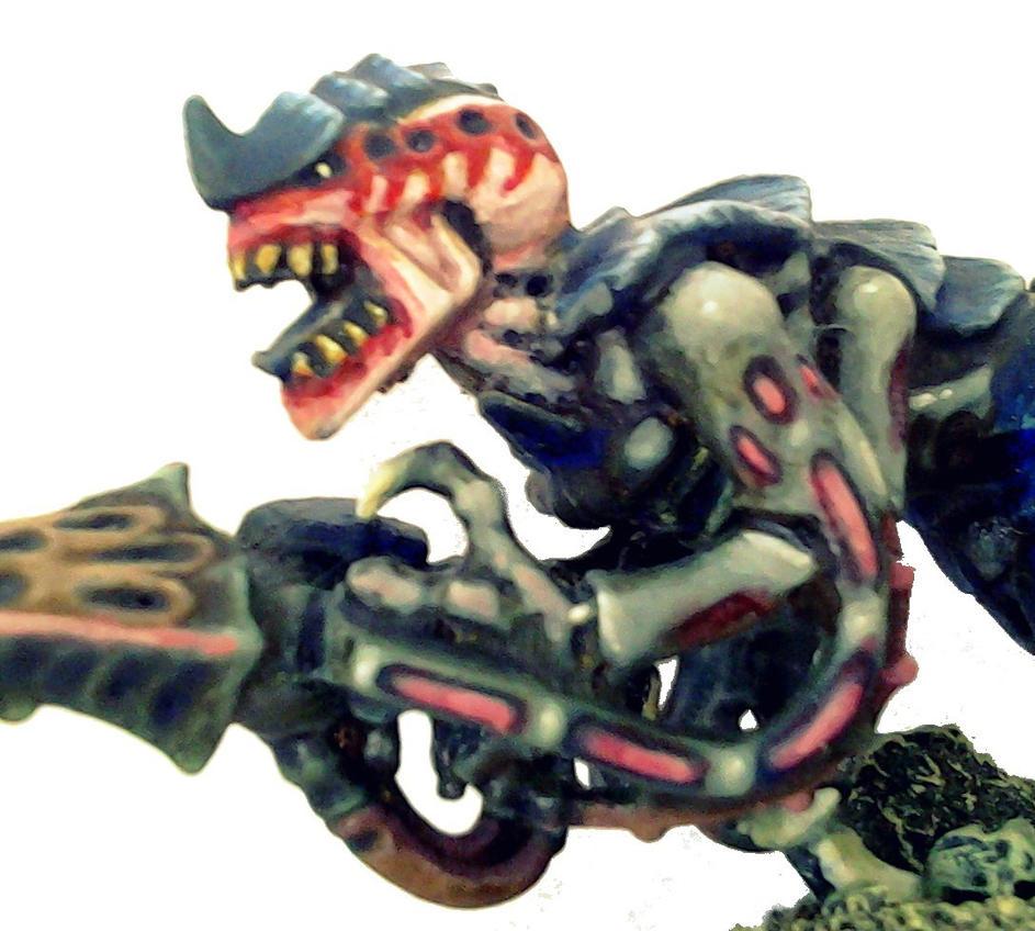 Tyranid Devilgaunt by Pyreshard