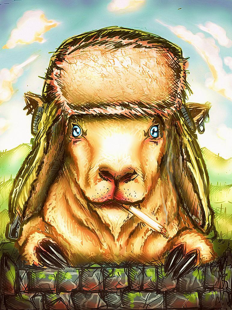 Sheep by Pyreshard