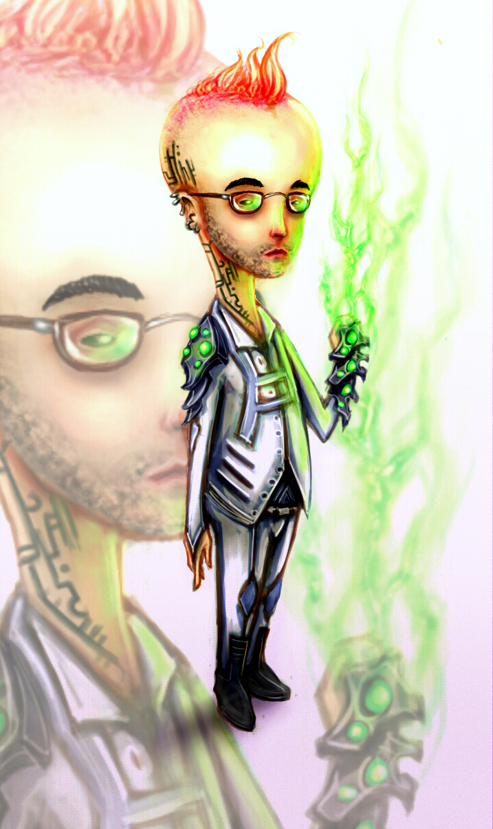 Gay Scientist by Pyreshard