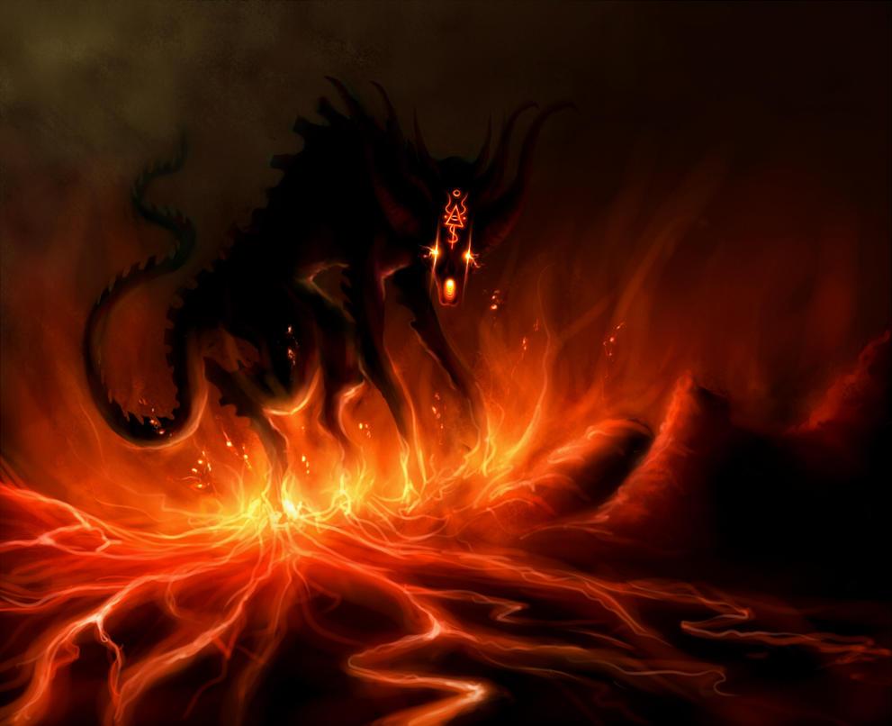 Hellhound by Pyreshard
