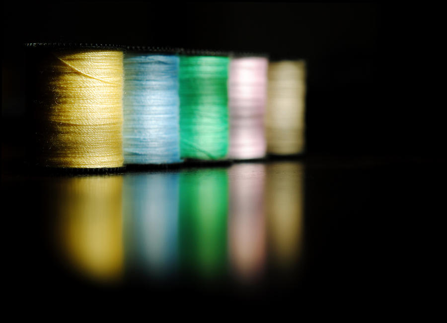thread thin by RawPoetry