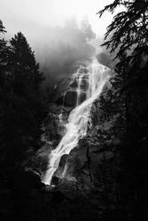 Shannon Falls by RawPoetry