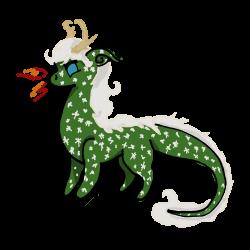 Current Mood: Cactus Dragon by BluegrassBrooke