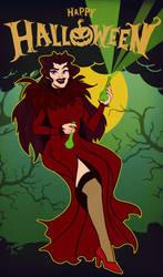 Hazumonstser- Vanessa Samhain Night