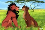 The Lion King - Nuka