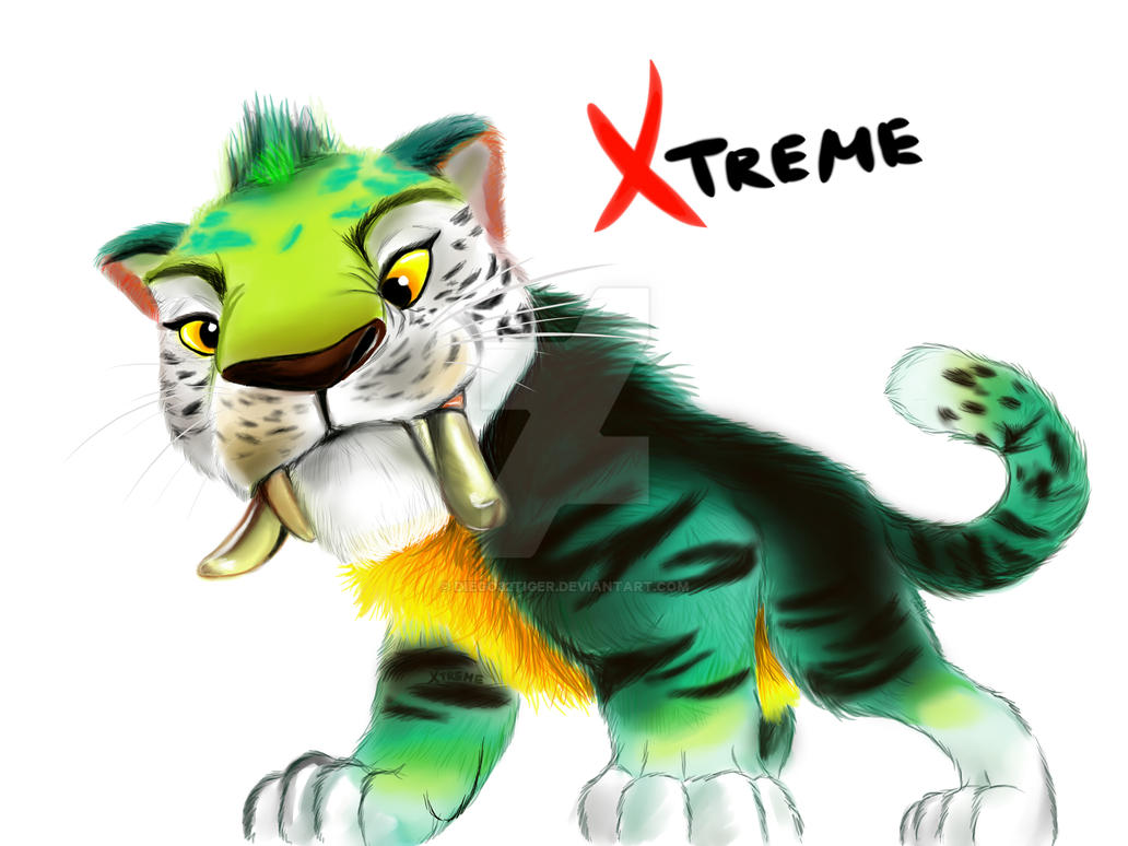 The croods tiger chunky by diego32tiger on deviantart the croods tiger chunky by diego32tiger voltagebd Choice Image