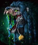 Lion Halloween YCH by Diego32Tiger