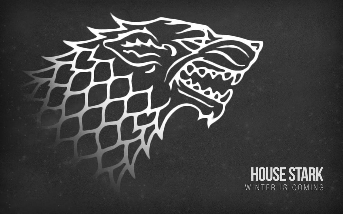 GoT House Stark Wallpaper By Taidoan