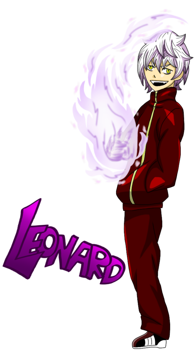 Demon Slayer Leonard By Blueriser On Deviantart