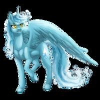 Crystal Rain :AT: by Gazing-At-Galaxy