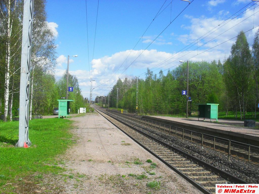 Lähtevät Junat Riihimäki