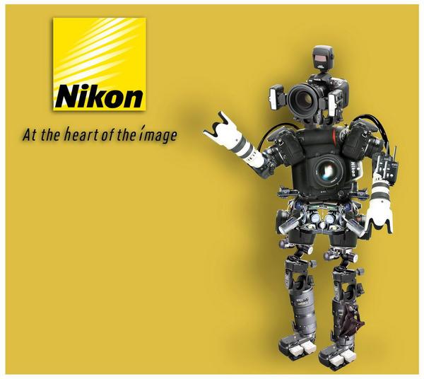 Risultati immagini per robot nikon
