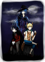 Halloween Star Project