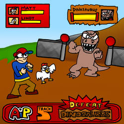 AiP #05: Defeat Dinosaurus by benlandis