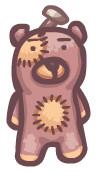 Teddy Bear by Heartage