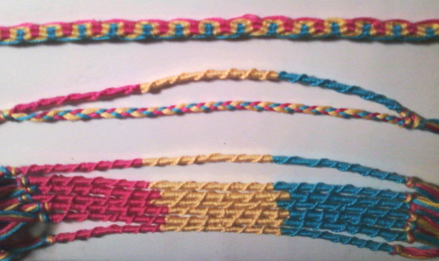 Pansexual Pride Bracelets by Heartage