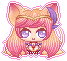 Pixel Doll - Star Guardian Ahri by Heartage