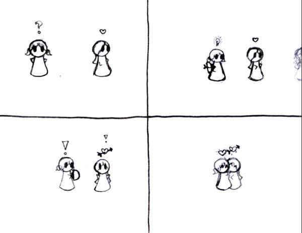 Mini Comic by Heartage