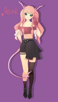 Ashe (revamped)