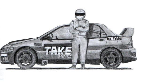 Mitsubishi Lancer Evolution 5 by DataExe on DeviantArt