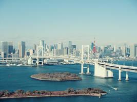 Tokyo - Odaiba by YukiHX