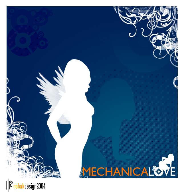 MECHANICAL LOVE by robak