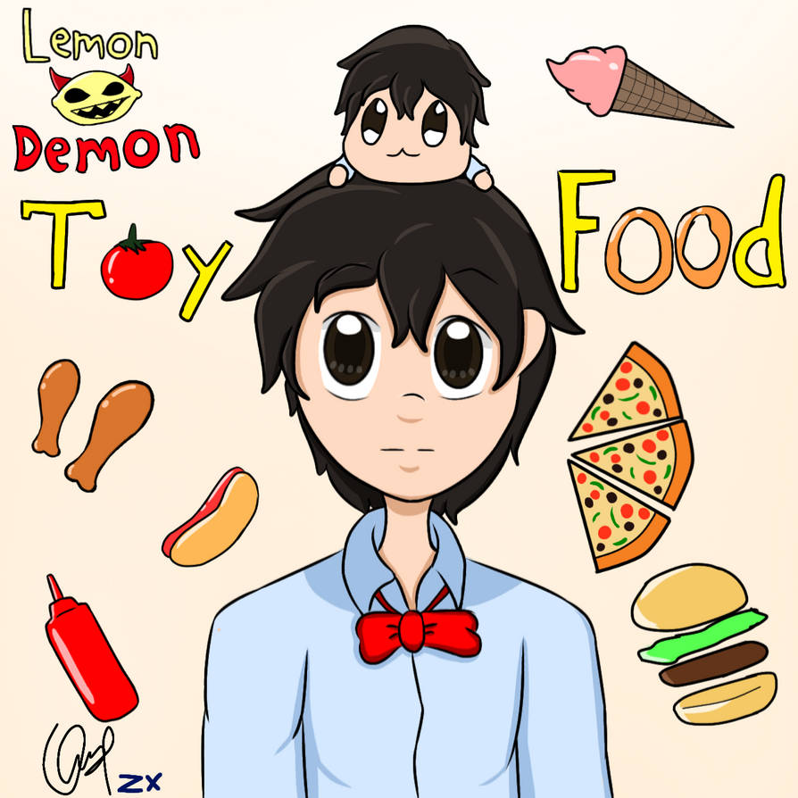 Toy Food~
