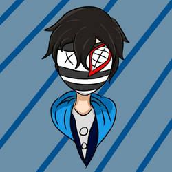 Zero's ghoul mask