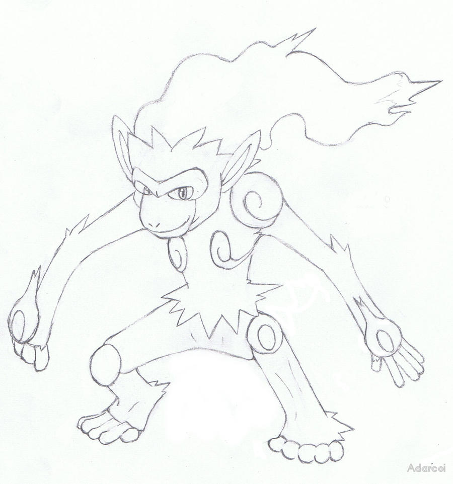 Mega Infernape Coloring Pages Coloring Pages Infernape Coloring Pages