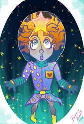 Little Starchild by bizarreprunier