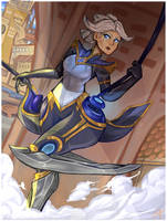 Camille : The Steel Shadow by CNTom