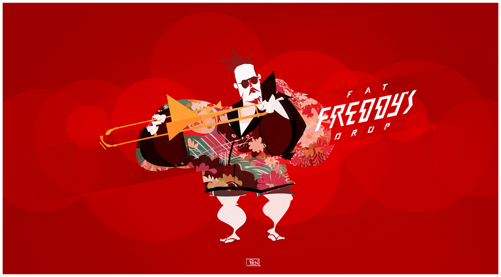 Freddy's Bone by Ben-Olive