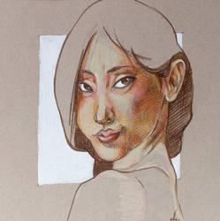 Real women portraits #6