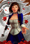 BioShock Infinite by AMSBT