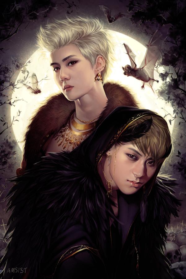 prince exo wallpaper-#6