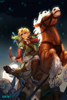 Twilight Princess by AMSBT