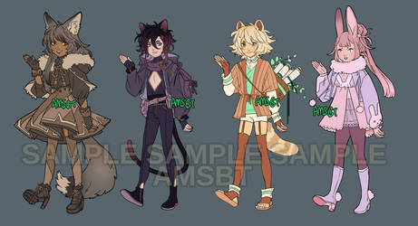 ADOPTABLES FOR SALE!! First Come First Serve