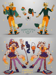 HALLOWEEN ADOPTABLES! One Day Auction