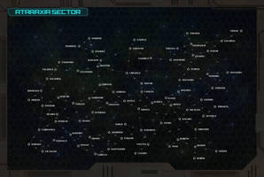 Star Map: Ataraxia Sector