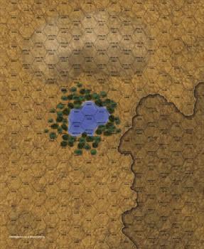 BattleTech Battle Map