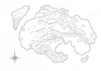 Quick Vector Fantasy Islands