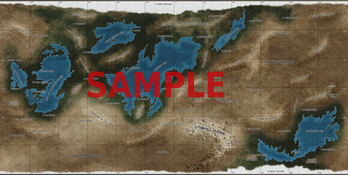 Far Reach World Sample Map