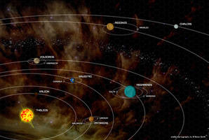 Thelios Star System