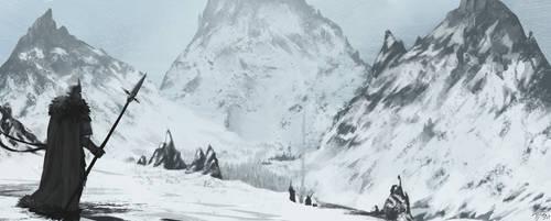 Mountain Patrol by Tanatalus