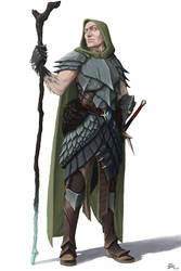 Stick-salesman by Tanatalus